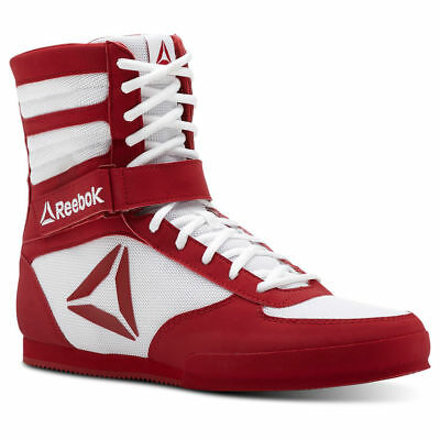 Reebok Boxing Boots - White/Red