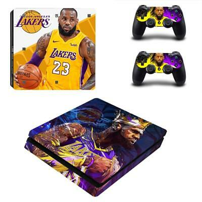 Faceplates, Decals & Stickers Video Game Accessories United Xbox One X Lebron James Lakers Skin Sticker Console Decal Vinyl Xbox One