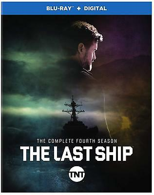 NEW The Last Ship: The Complete Fourth Season (2018) (Blu-ray)