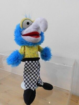 Muppets Show Handpuppe Kasperle Figur: Gonzo the great