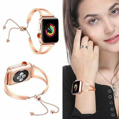 Stainless Steel Watchband Band Watch Strap Bracelet for Apple Watch 1 2 3 iWatch