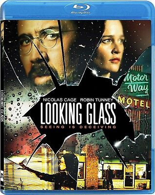 Looking Glass (Blu-ray Disc, 2018) w/Slip Cover