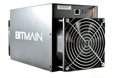 Antminer s3 - 440+ GH/s - Working - NO PSU - USED