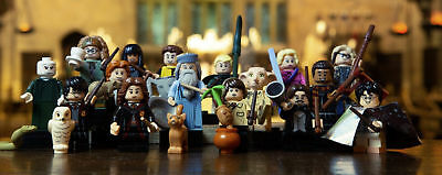 LEGO HARRY POTTER FANTASTIC BEASTS MINIFIGURES - Choose Pick Figures - Free P&P