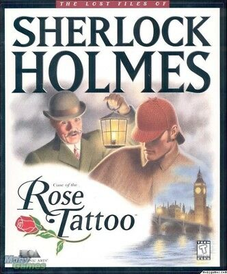 SHERLOCK HOLMES CASE OF THE ROSE TATTOO +1Clk Windows 10 8 7 Vista XP Install