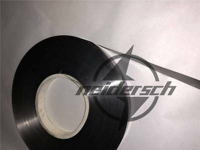 1 Piece 65Mn High Carbon Hardened Spring Steel Plate Strip 0.6mm x 25mm x500mm