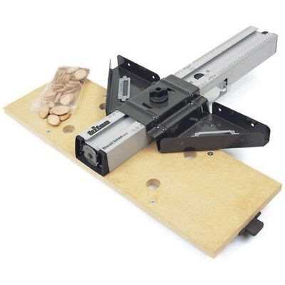 """Triton Biscuit Jointer Bja300 Suits 1/4"""" & 1/2"""" Routers Tri-Bja300"""