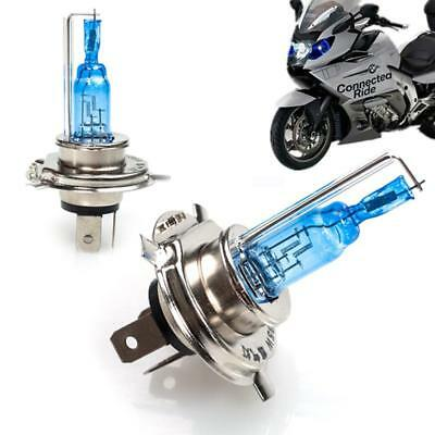 2X H4 35W Xenon HID Headlight Halogen-Light Bulb Lamp High Low Beam White 6000K