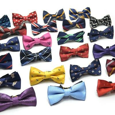 Children Kids Bow Tie Baby Wedding Tuxedo Formal Party Pretty Necktie Boy Gift