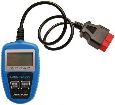obd ii (eobd) trouble code reader - code BGS63311 BGS workshop