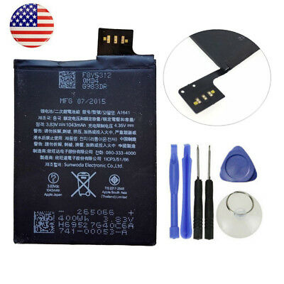 NEW iPod Touch 6 6th Gen Generation Replacement Battery 020-00425 1043mAh