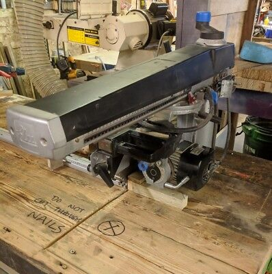 Elu 1251 radial arm saw (like dewalt) 240v