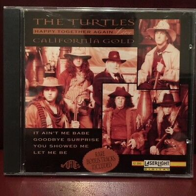Turtles Happy Together Again Greatest Hits Sire Double