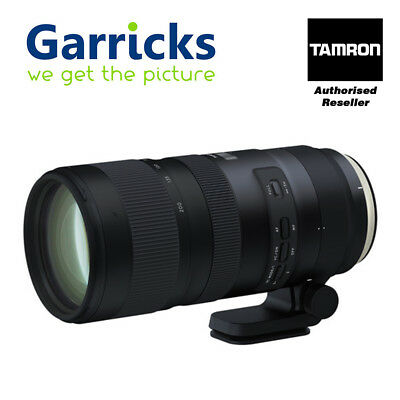 Tamron SP 70-200mm f/2.8 Di VC USD G2 Lens for Nikon Mount - Tamron Warranty