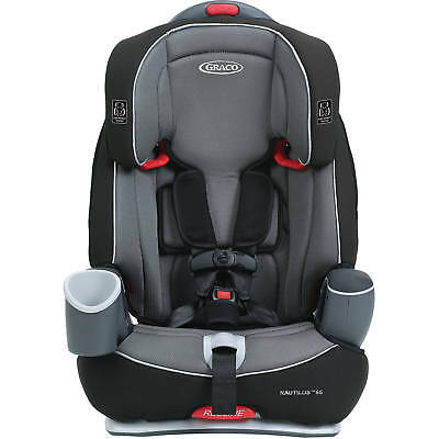 Booster Car Seat Toddler Baby Kids Children Graco Nautilus 65 3-in-1 Harness NEW