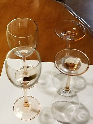 Luminarc - Rose By Chris D'arques -  Wine Glasses - France 4 Total