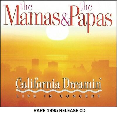 The Mamas & The Papas - The Very Best Greatest Hits Collection - RARE 1995 CD