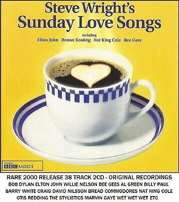 The Best Greatest Love Songs 2CD Stylistics Commodores Bee Gees Luther Vandross