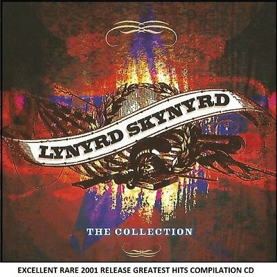 Lynyrd Skynyrd - Very Best Ultimate Greatest Hits - RARE CD 70's Southern Rock