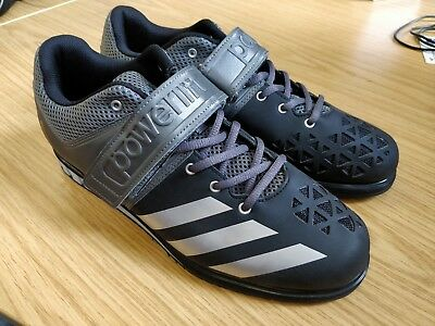 7c036e367af0 Adidas Powerlift 3.1 Weightlifting Shoes UK 9 - worn twice - excellent  condition