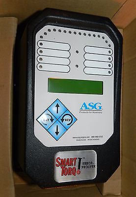 ASG Jergens Inc. Smart Torq Pulse System Error-Proofer new and unused in box