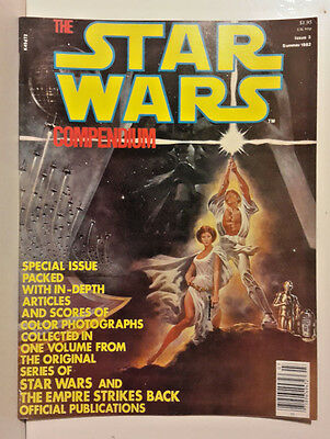 1982 Star Wars Compendium #3- 36 Full Color Pages from Poster Magazines- UNREAD!