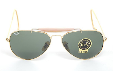 948451bdce RAY-BAN RB3030 OUTDOORSMAN L0126 Gold Frame Sunglasses -  84.99 ...