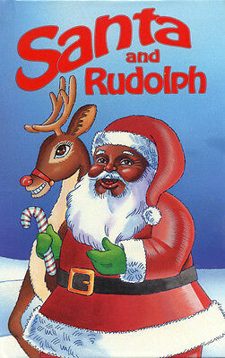 Santa and Rudolph Personalized Children's Book By SoniaMcD