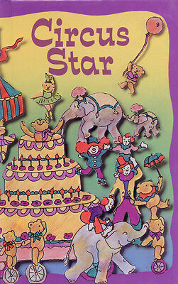 Circus Star Personalized Children's Book By SoniaMcD