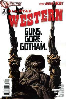 All Star Western (2011 series) #3 in Near Mint condition. DC comics