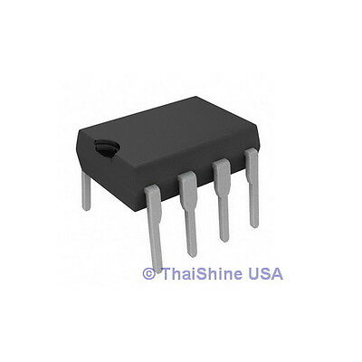 5 x TDA2822 DUAL LOW VOLTAGE POWER AMPLIFIER IC - USA SELLER - Free Shipping