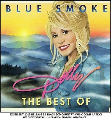 Dolly Parton Very Best Greatest Hits Collection + New Album - Country Music 2CD