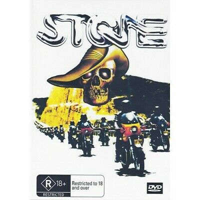 Stone = Australian Biker Movie = Dvd = (MOD) Free Au Post  =