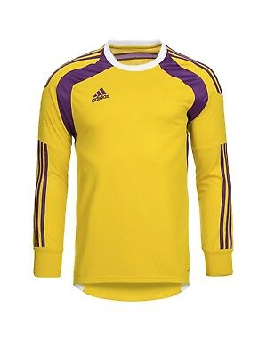 0aa5699f217 Adidas Onore 14 Goalkeeper Jersey (Tribe Yellow/Tribe Purple/White)-F94656