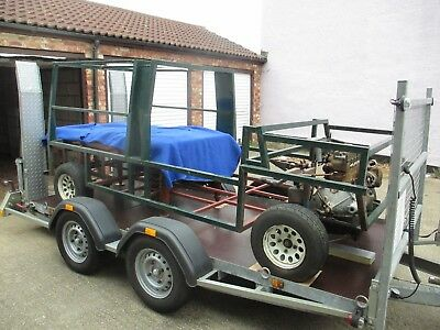 CLASSIC MINI SCAMP MK2 Chassis/Frame/Kit Car/buggy