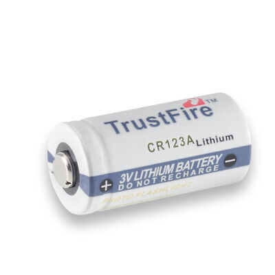CR123A Lithium Batterie für Powerflare