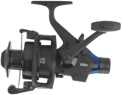 MITCHELL Avocet 6500 FS RTE Black/Blue Edition Angelrolle Freilaufrolle