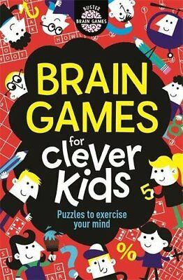 Puzzle Book Brain Games For Clever Kids Japanese Puzzles Sudoku Paperback