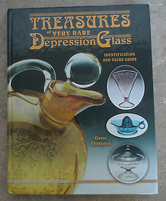 Treasures of Very Rare Depression Glass Identification
