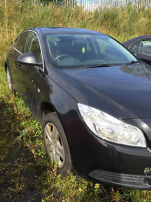Vauxhall Insignia 59 Reg Spares/repair No Engine No Gearbox