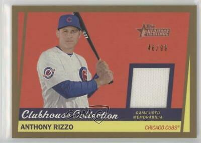 Anthony Rizzo Chicago Cubs All Star Rookie Card Topps Heritage