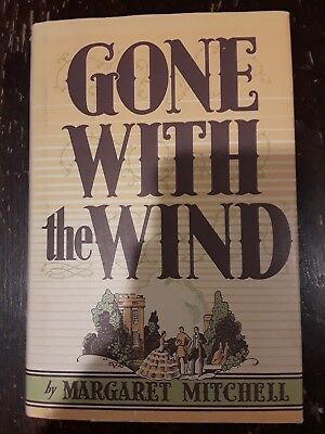 Gone With The Wind Margaret Mitchell HBDJ