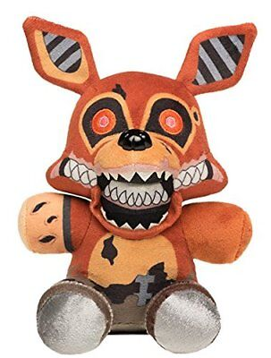 "New Authentic Five Nights At Freddy's Twisted One Foxy 8"" Plush Stuffed FNAF"