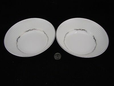 "2 Athena Johnson Brothers 6 1/2""  Cereal Or Soup Bowls More Available"