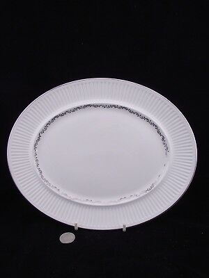 "Athena Johnson Brothers  12"" Meat Or Cold Cut Serving Platter"