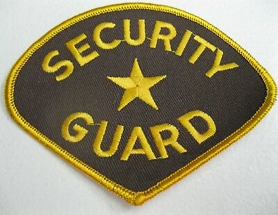 SECURITY GUARD 2 FOR 1  brn