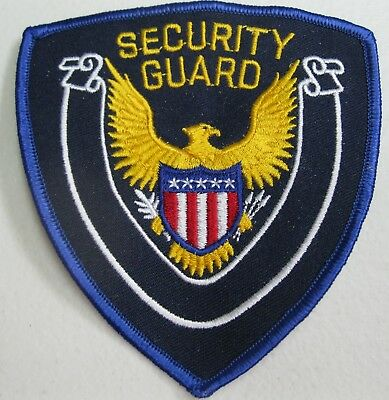 Security Guard Blank 3  For 1