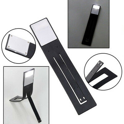 LED Flexible Clip On Book Reading Bright Light Lamp Torch Ipad Kindle Laptop GB6