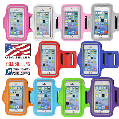 Sport Running Gym Armband Strap  Rainproof Case For  iPhone7&7P