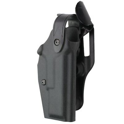 Military Hunting Tactical Automatic Locking Duty Pistol Holster for Glock 17 22